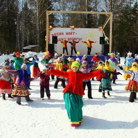 Здравствуй, Весна-Красна! (10 марта 2018г.)